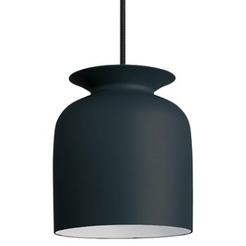Shown in Anthracite Grey finish, Small size