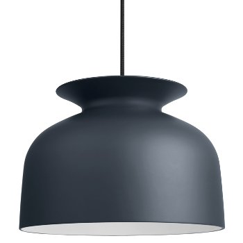 Shown in Anthracite Grey finish, Large size
