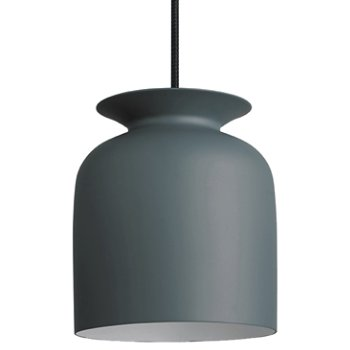 Shown in Pigeon Grey finish, Small size