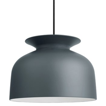 Shown in Pigeon Grey finish, Large size