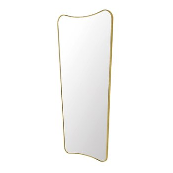 Shown in Brass finish, Large size