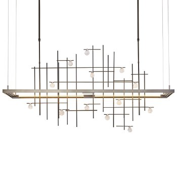 Shown in Burnished Steel finish, Standard size