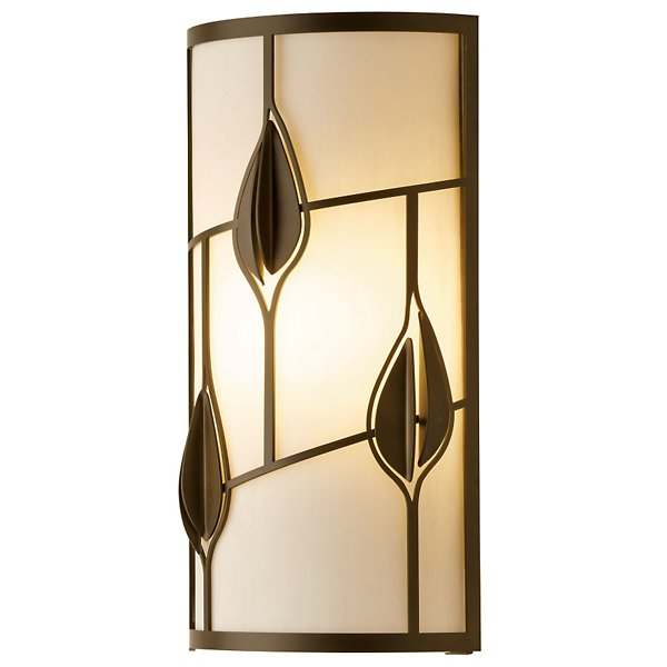Alison's Leaves Wall Sconce