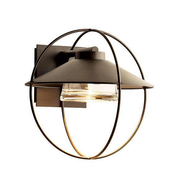 Halo Outdoor Wall Sconce