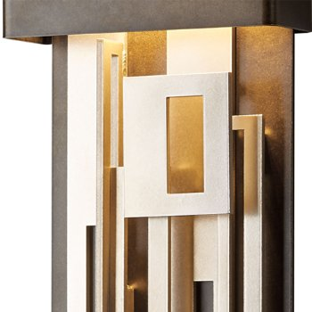 Shown in Bronze, Soft Gold finish