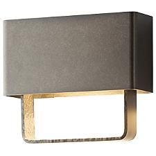 Quad Coastal LED Outdoor Wall Sconce