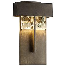 Shard Outdoor Coastal Tall LED Wall Sconce