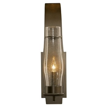 Shown in Seeded Clear shade, Coastal Bronze finish, Large size