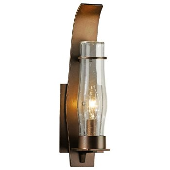 Shown in Seeded Clear shade, Coastal Bronze finish, Small size