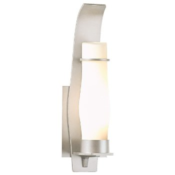 Shown in Opal shade, Coastal Burnished Steel finish, Small size