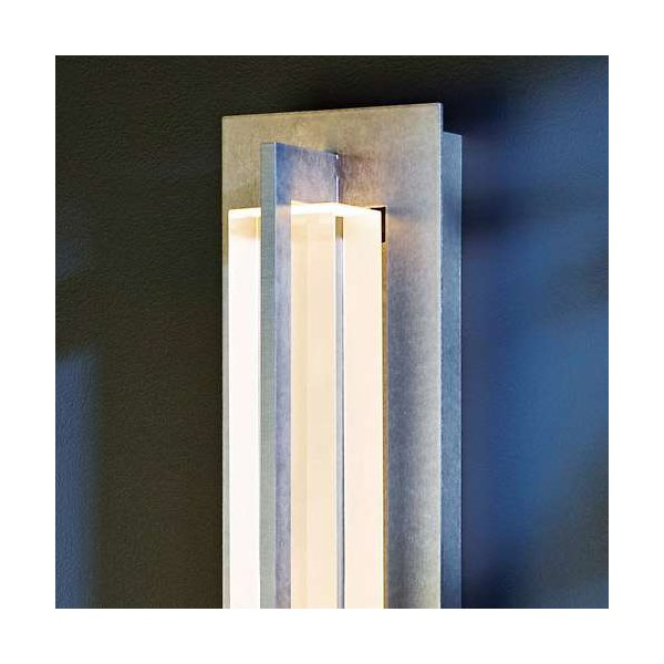 Double Axis LED Outdoor Wall Sconce