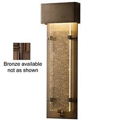 Ursa Outdoor LED Wall Sconce (Bronze/LG) - OPEN BOX RETURN