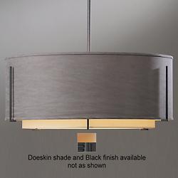 Exos Double Shade Suspension (Doeskin/Black/Long) - OPEN BOX