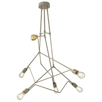 Shown in Soft Gold with Soft Gold accent finish