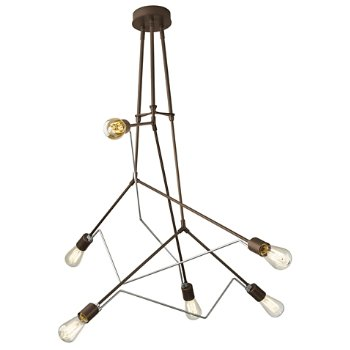 Shown in Bronze with Vintage Platinum accent finish