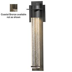 Airis Coastal Outdoor Sconce (Seedy/Bronze/Small) - OPEN BOX