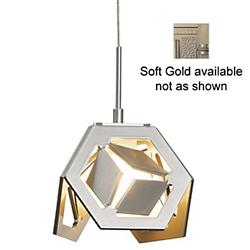 Winter Mini Pendant (Soft Gold) - OPEN BOX RETURN