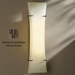Bento Small Wall Sconce (Frost/Bronze) - OPEN BOX RETURN