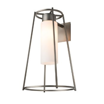 Shown in Coastal Bronze finish with Opal Glass color