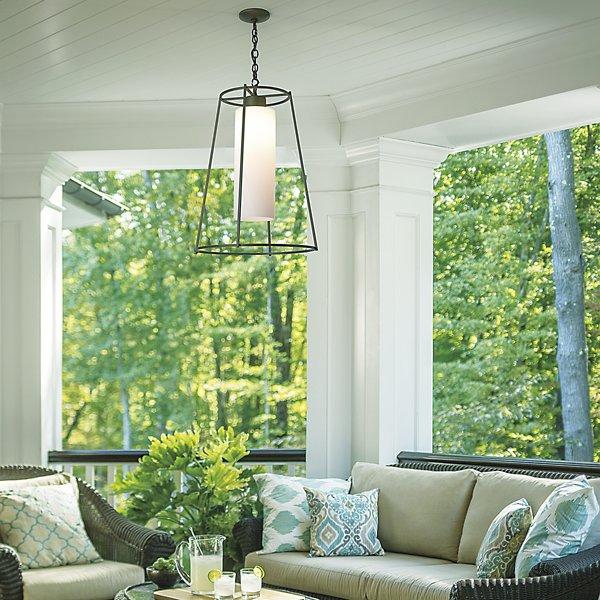 Loft Large Outdoor Pendant