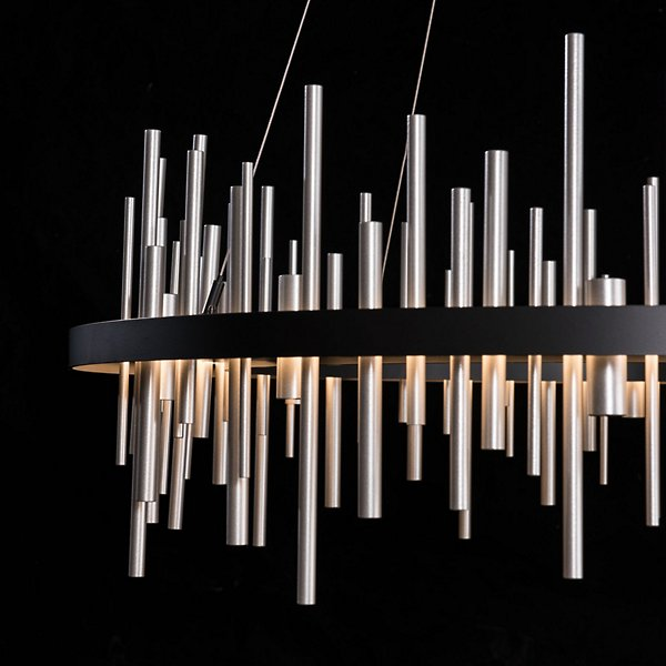 Cityscape Circular LED Pendant