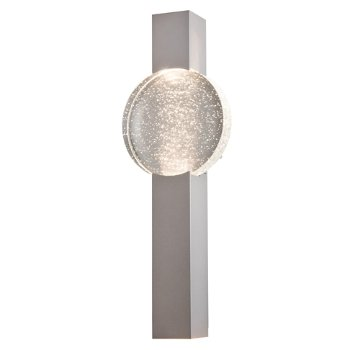 Shown in Coastal Burnished Steel finish, Small Size