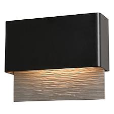 Stratum LED Outdoor Wall Sconce