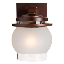 Bay Outdoor Wall Sconce