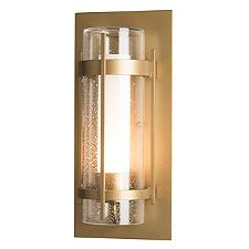 Banded Outdoor Wall Sconce
