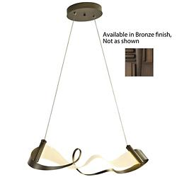 Zephyr LED Linear Suspension (Bronze) - OPEN BOX RETURN