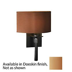 Beacon Hall Wall Sconce w/ Shade (Doeskin/Bronze) - OPEN BOX