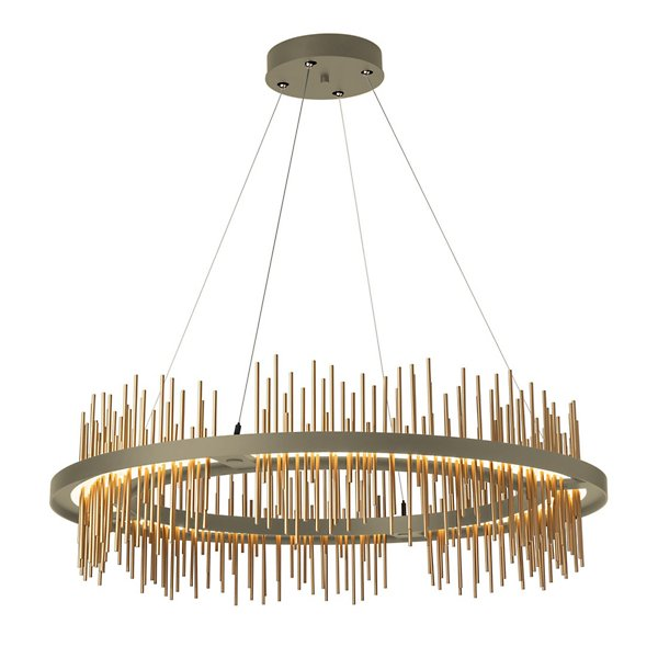 Gossamer Circular LED Pendant