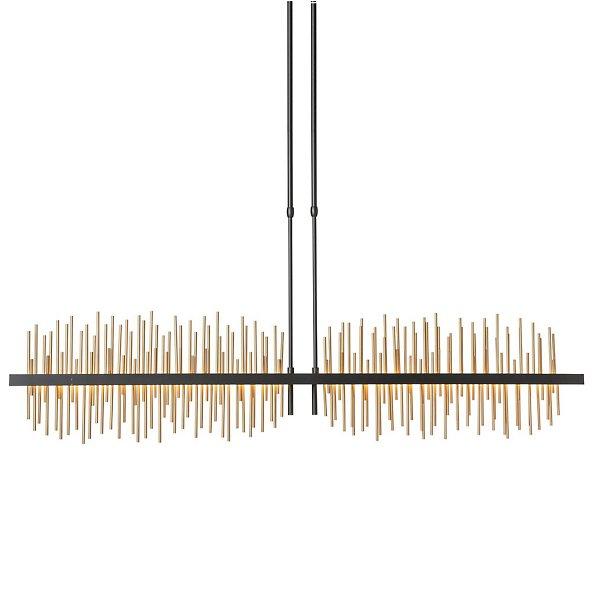 Gossamer Large LED Linear Suspension