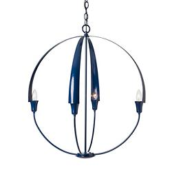 Cirque Large Navy Chandelier