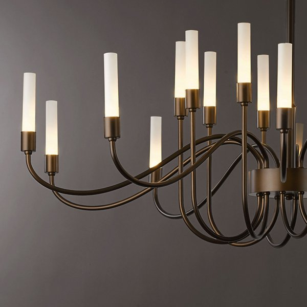 Lisse 20 Light Chandelier