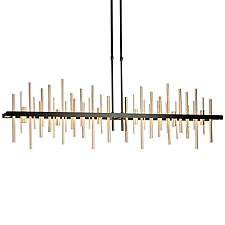 Cityscape LED Linear Chandelier Light