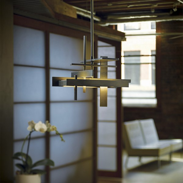 Planar LED Pendant