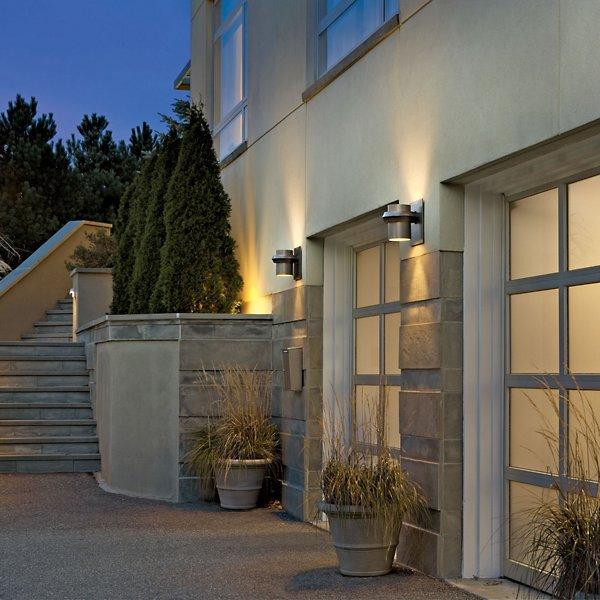 Twilight Medium Outdoor Wall Sconce