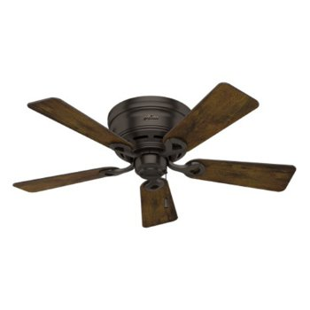 Shown in Premier Bronze with Rustic Lodge blades