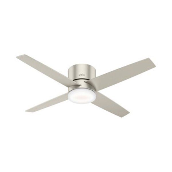 Advocate Flushmount Ceiling Fan By
