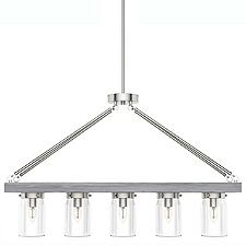 Devon Park Linear Chandelier Light
