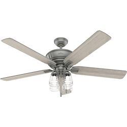 Grantham Fan with Light