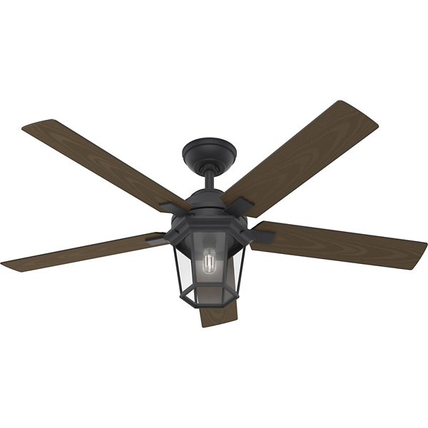 Candle Bay LED Outdoor Ceiling Fan