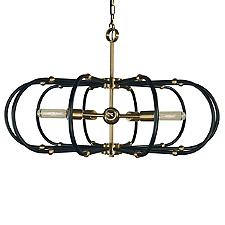 Pulsar 5-Light Chandelier