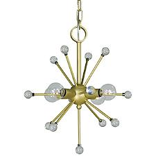 Supernova Mini Chandelier