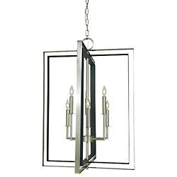 Symmetry 6-Light Chandelier