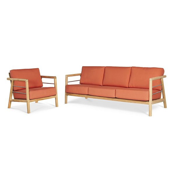 Aalto Outdoor Club Chair