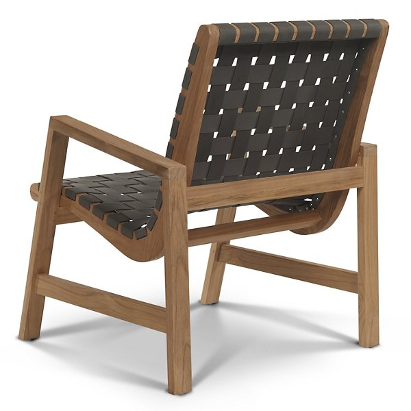 Aero Outdoor Woven Chat Armchair