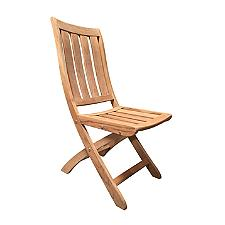 Cambria Outdoor Folding Dining Chair