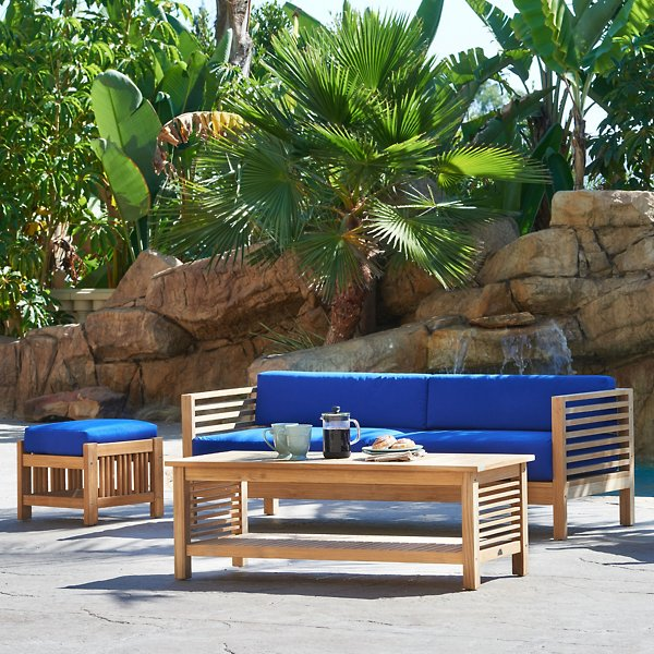 Summer Outdoor Sofa